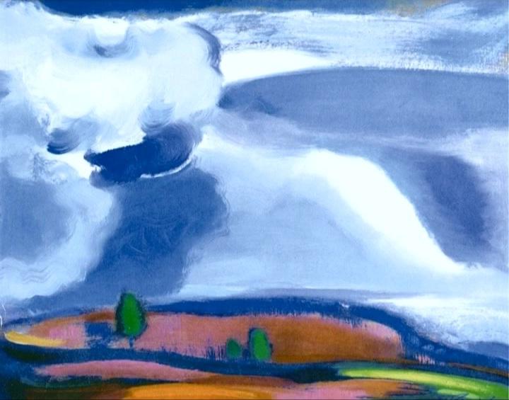 Дудуш кале. Большой дождь. 1971