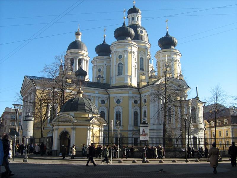 Владимирский собор в Санкт-Петербурге