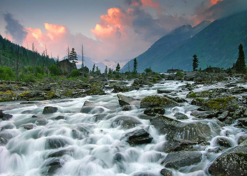 Река Мульта