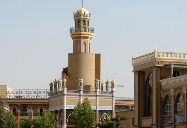 Хотан-Кашгар. Музей.