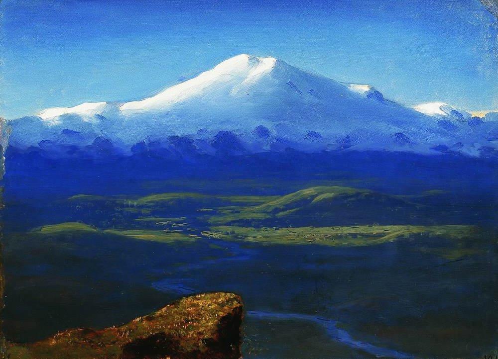 Куинджи А.И. Снежные вершины