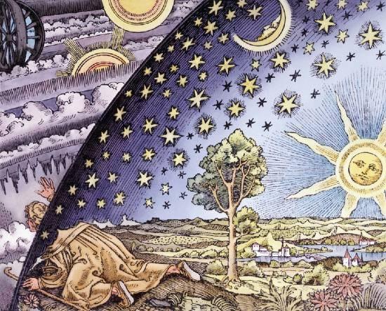 картина мира научная и религиозная: