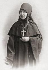 А.В. Голенищева-Кутузова, сестра матери Е.И.Рерих