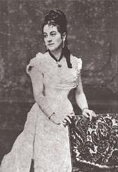 Е.В. Путятина, сестра матери Е.И. Рерих