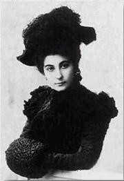 Е.И.Рерих.1900