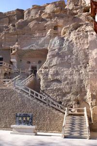 Пещеры Могао в Дунхуане
