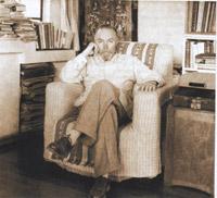 Ю.Н.Рерих. Дом в Калимпонге. 1950-е годы.
