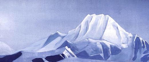 Н.К.Рерих. Тибет. 1935-1936