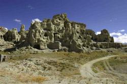 Пещерные храмы западного Тибета