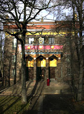 Санкт-Петербургский буддийский храм «Дацан Гунзэчойнэй»