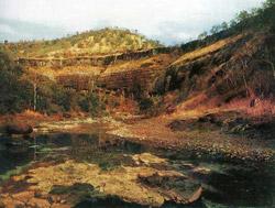 Пещеры Аджанты. Общий вид