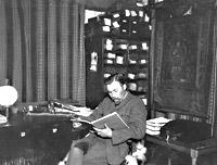 Ю.Н.Рерих. 1931-1933. Наггар, Индия
