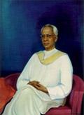 Рерих С.Н.: Доктор Сарвапалли Радхакришнан. 1958.