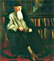 С.Н.Рерих. Профессор Н.К.Рерих, 1942 г.