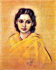 Рерих.С.Н.: Девика Рани Рерих. 1946.