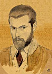 Святослав Рерих. Автопортрет.1920-е