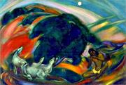 Рерих С.Н.: Священная флейта I. 1946. Государственный музей искусства народов Востока. Россия. Москва