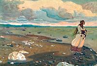 Н.К.Рерих. За морями земли великия (1) 1910