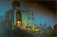 Н.К.Рерих. Русская Пасха (Ранние звоны). 1924(?)