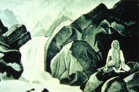 Н.К. Рерих. Сантана. 1944