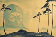 Н.К.Рерих.Сон Востока. 1921
