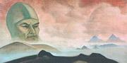 Явление срока (Проект наддверной фрески) 1927