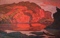 Н.К.Рерих. Клад захороненный. 1917