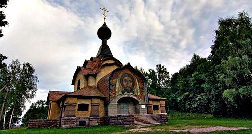 Храм Святого Духа в Талашкине