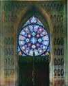 Центральные врата западного портала  собора Нотр-Дам. Реймс, Франция, после 1254 г.