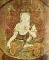 Бодхисаттва Акашагарбха, Япония, XII в.