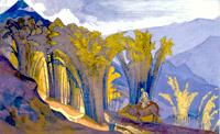 Н.К.Рерих. Лао-Цзы. 1924