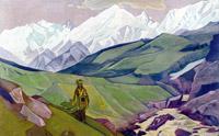 Иенно-Гуйо-Дья - друг путников. 1924.