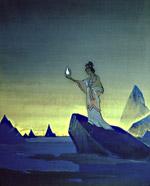 Агни Йога. Проект фрески (I). 1928
