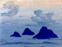 Н.К.Рерих. Превыше гор. 1924