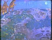 Н.К.Рерих. Заклятие земное. 1907