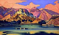 Н.К.Рерих. Нанда-Дэви (2). 1941