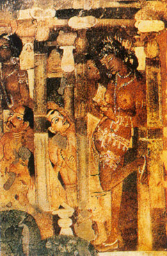 Мать Будды Маха-Майя Vв.