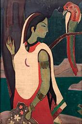 Н.К.Рерих. Язык птиц.1920