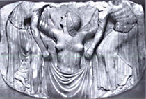 Трон Людовизи