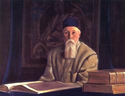 С.Н.Рерих. Портрет академика Н.К.Рериха.1937