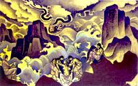 Змей. (Рождение мистерий) 1924