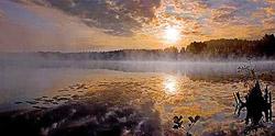 Китеж - град. Фото В.Н.Изразцова