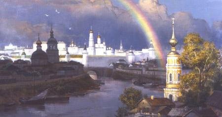... почему Москва стала столицей, так и
