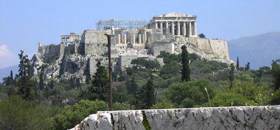 Искусство древней греции и идеал