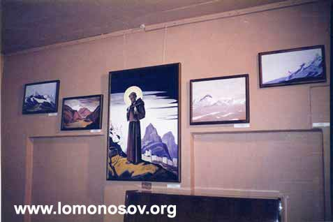 «Франциск Ассизский» особенно строг и вдохновенен среди горных вершин.