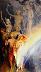 Боги спускаются на Землю