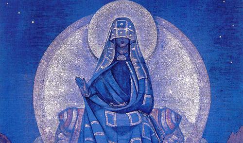 Агни йога о матери мира и творческих
