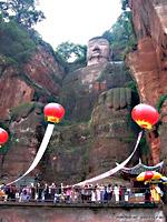 Скулптура - Будда сидящий (Китай)