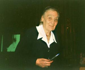 Л.С.Митусова. 13 февраля 2002 года
