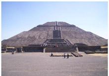 Рис. 28 Пирамида Солнца